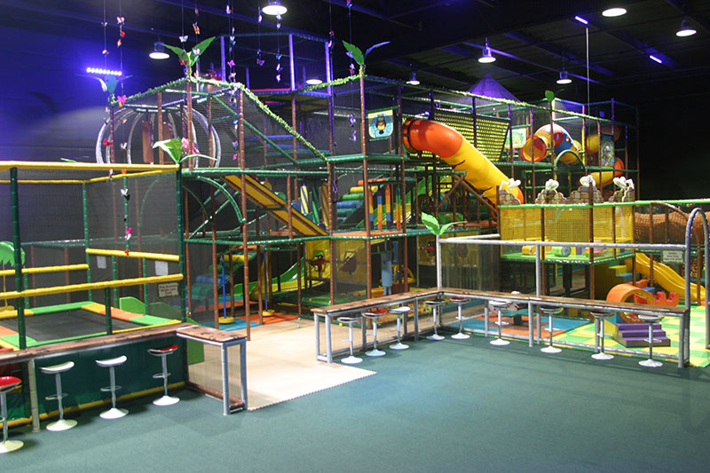 Largest Indoor Play Structure in Northern California   Lost Worlds ...